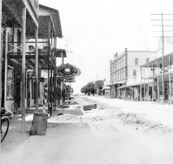 First-Street-Before-It-Was-Paved-